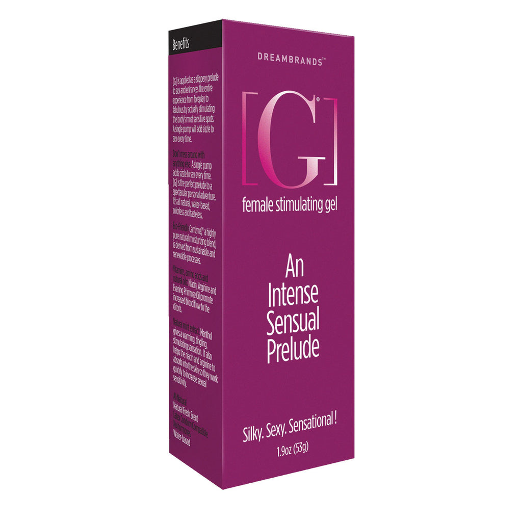 Dreambrands G Female Stimulating Gel 1.7oz