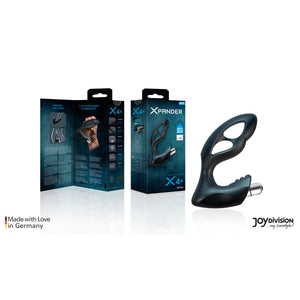 Joy Division Xpander X4+ Expert Vibrating Prostate Massager Medium