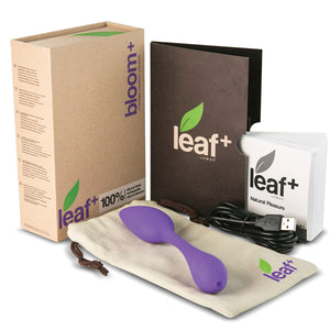 Leaf Bloom+ Slender Flexible Vibrator