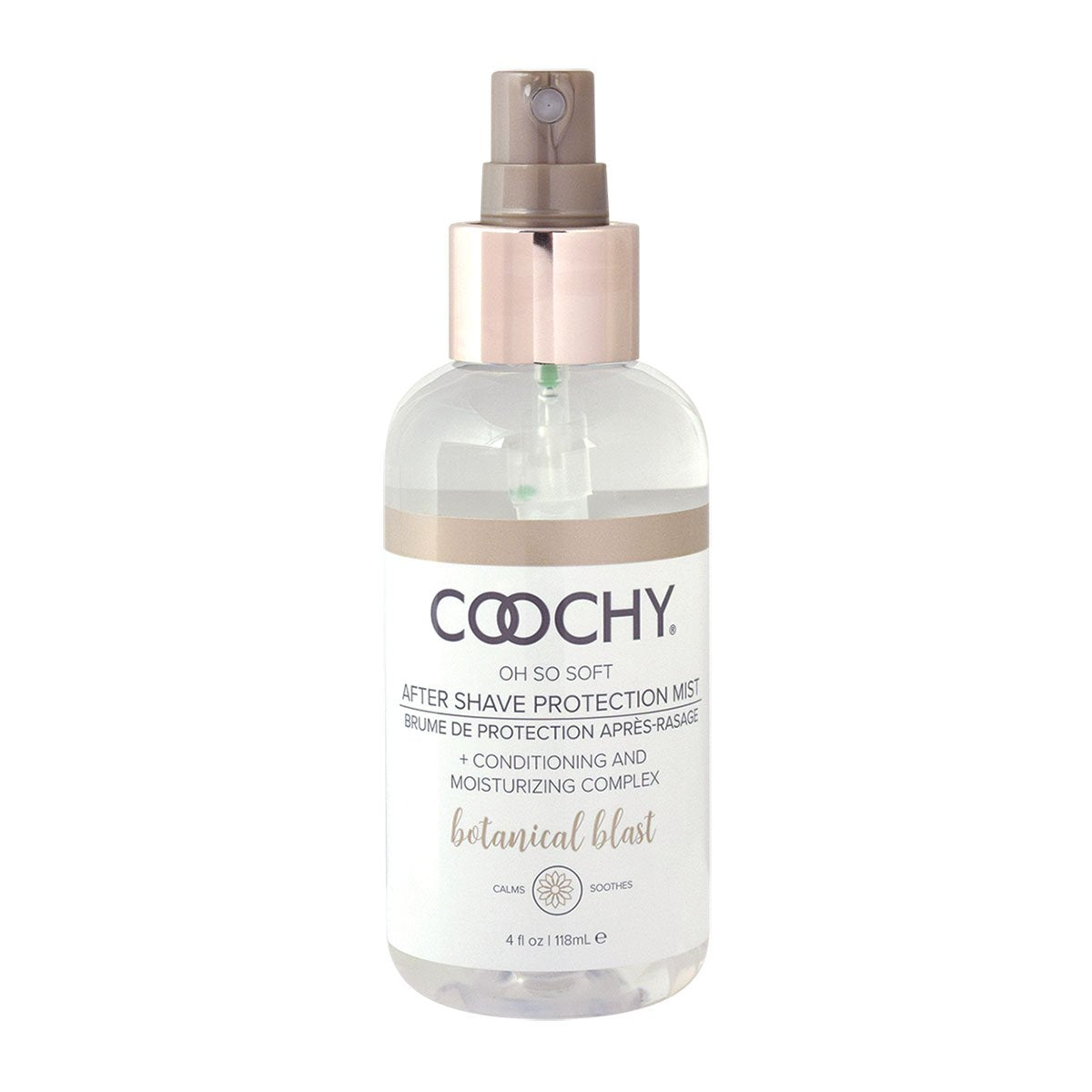 Coochy After Shave Protection Mist Botanical Blast 4oz