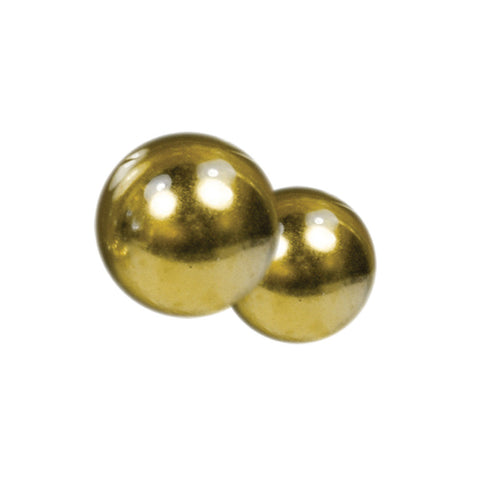 Crazy Girl Wanna Be Excited 24K Gold Kegel Pleasure Balls