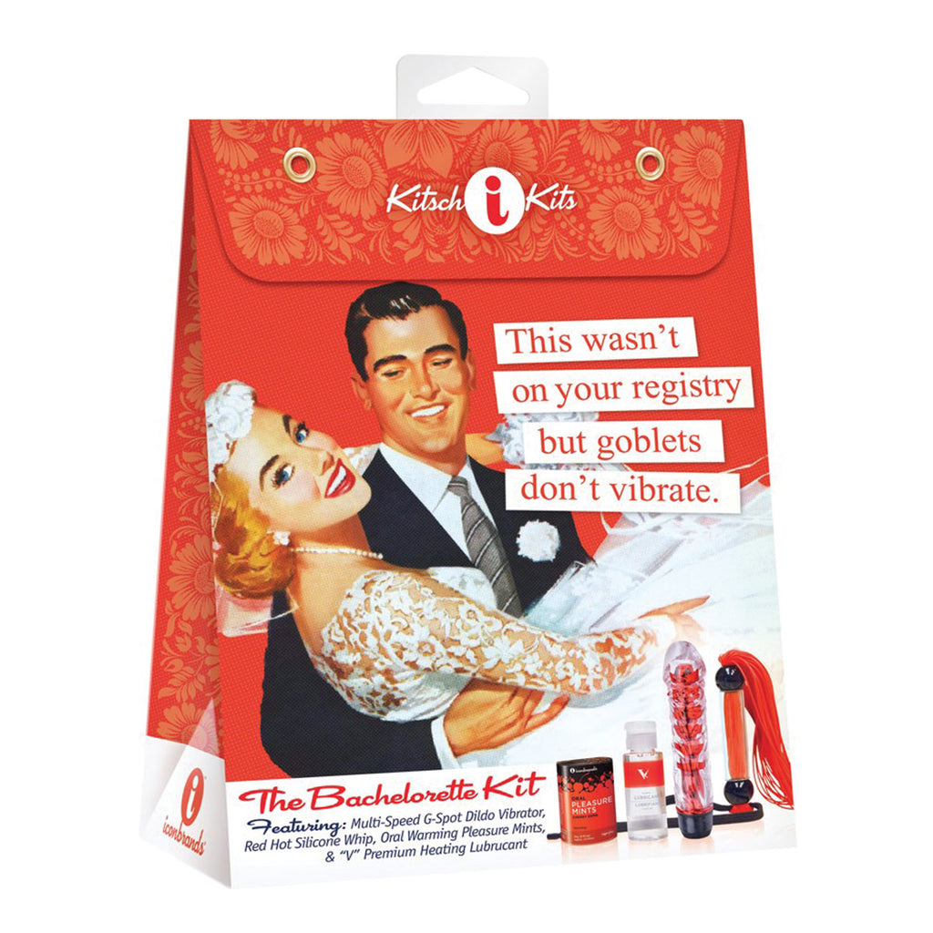 Icon Brands Kitsch Kit: Bachelorette Kit