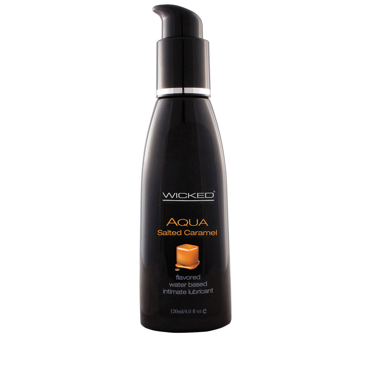 Wicked Sensual Care Aqua 4oz Salted Caramel
