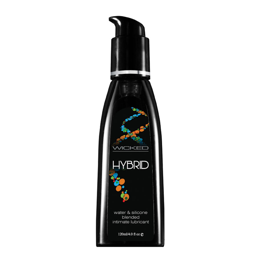 Wicked Sensual Care Hybrid Lubricant 4 oz