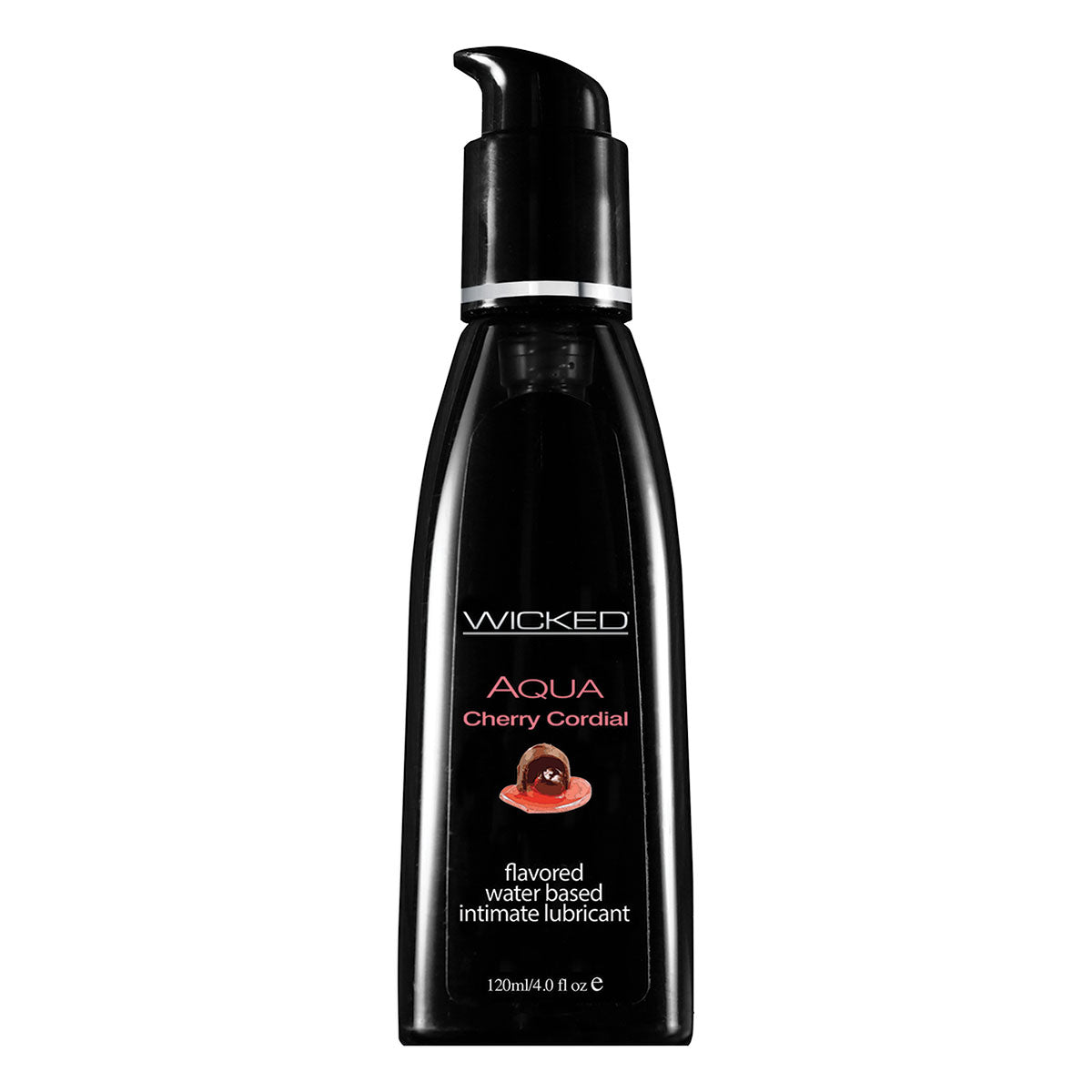 Wicked Sensual Care Aqua 4oz Cherry Cordial