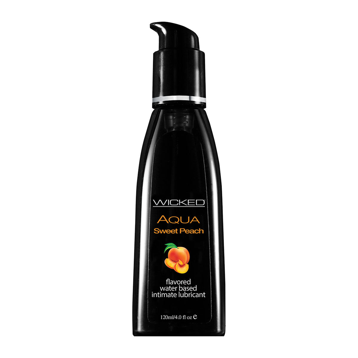 Wicked Sensual Care Aqua 4oz Sweet Peach