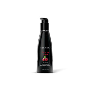 Wicked Sensual Care Aqua 4oz Cherry