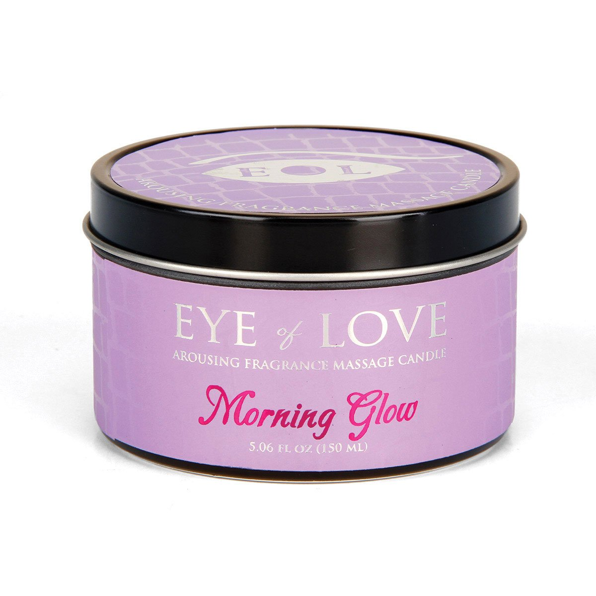Eye of Love Pheromone Massage Candle 5oz - Morning Glow