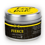 Load image into Gallery viewer, Eye of Love Pheromone Massage Candle - Fierce (M to F) 50ml - Mini 4 pack
