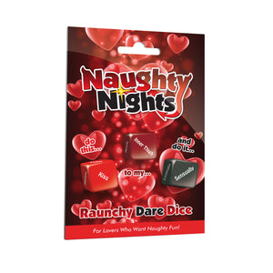 Creative Conceptions Naughty Nights Raunchy Dare Dice