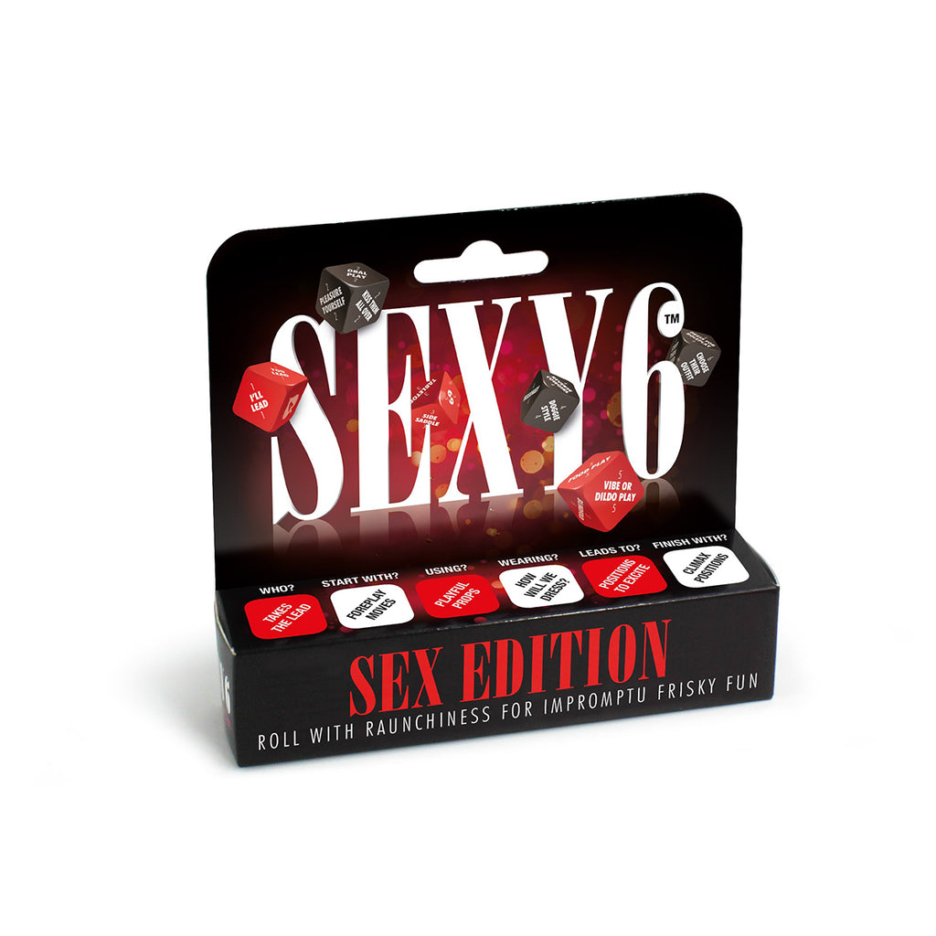 Creative Conceptions Sexy 6 Dice SEX Game