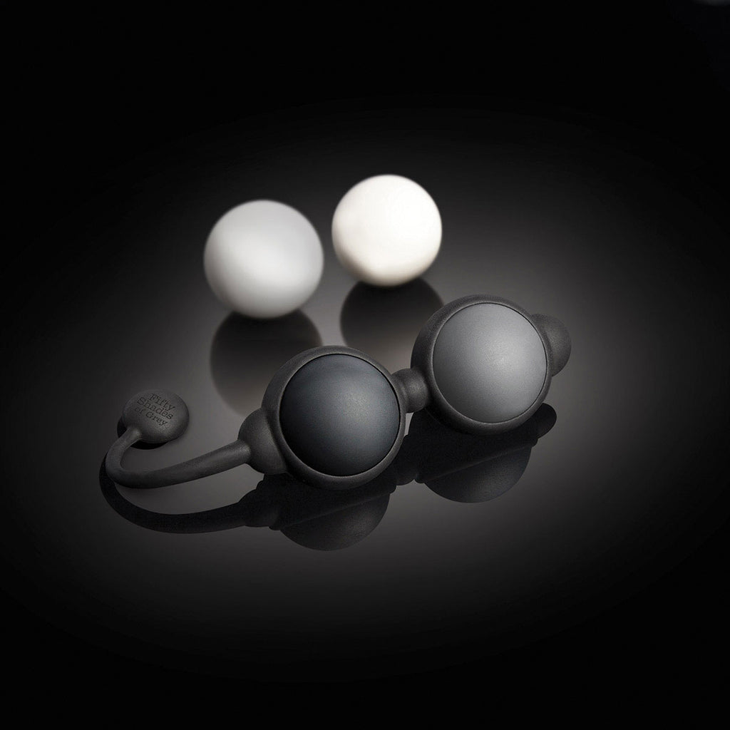 Fifty Shades Beyond Aroused Kegel Ball Set