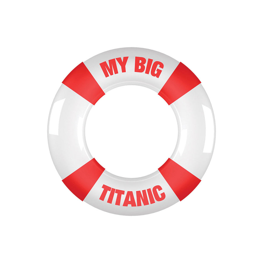 S-Line Buoy My Big Titanic Cock Ring
