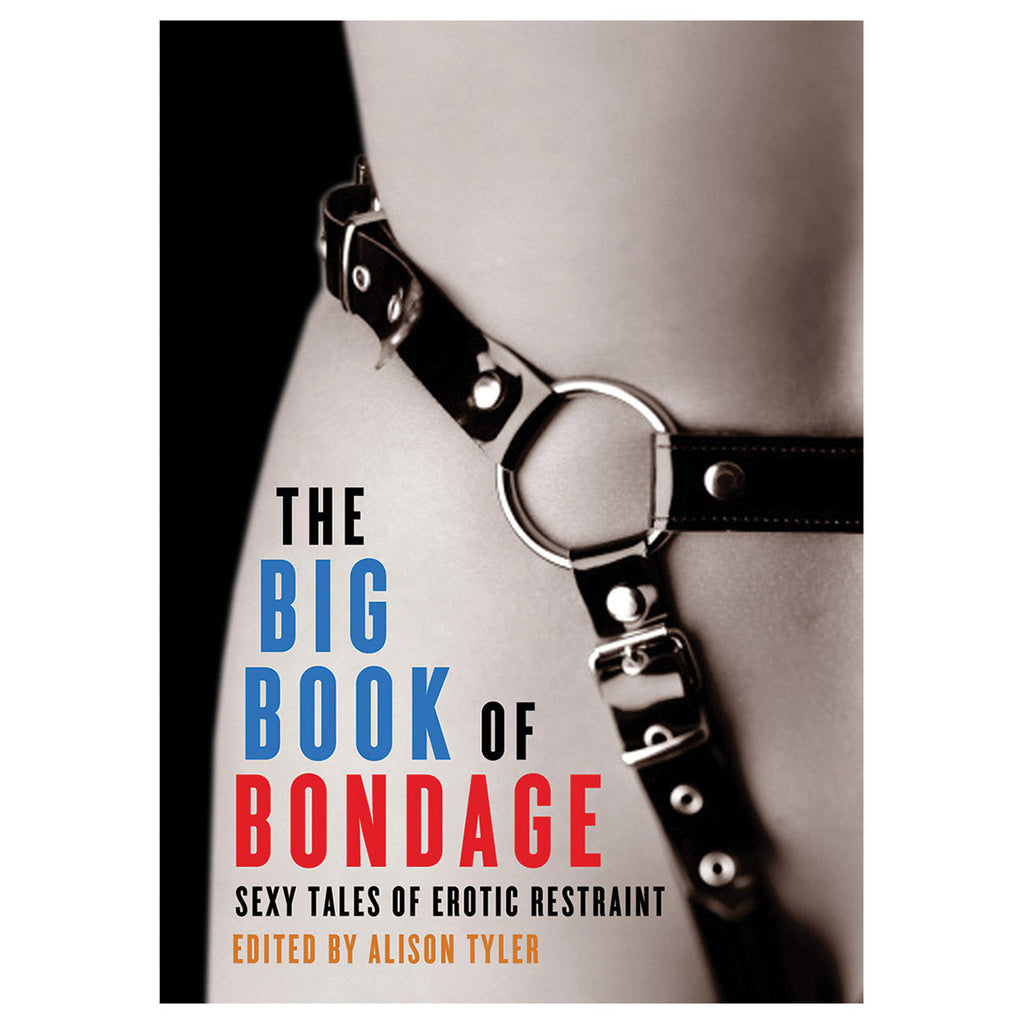 Big Book of Bondage - Sexy Tales of Erotic Restraint - Cleis Press