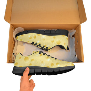 Cheese texture Men's Sneaker Shoes