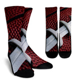 Football Crew Socks