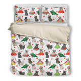 Pug Bedding Set Duvet Cover Pattern ccnc003 dg0077