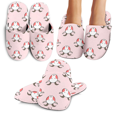 Cute Goat Pattern Slippers