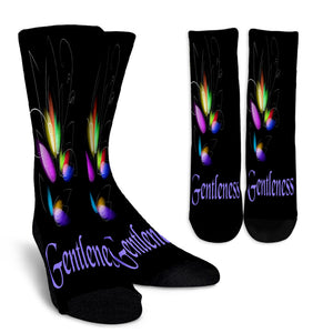 Gentleness Crew Socks