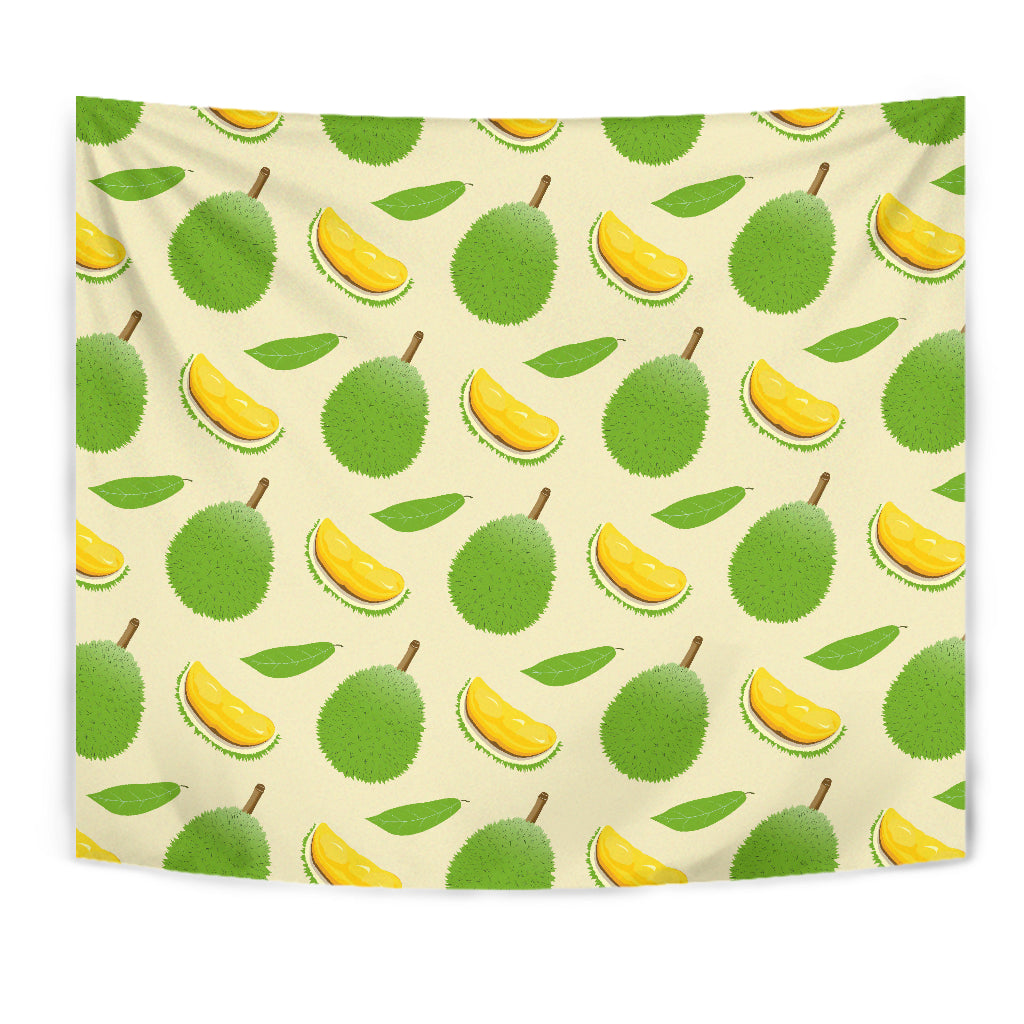 Durian Pattern Wall Tapestry