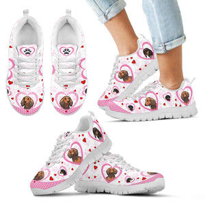 DACHSHUND Kid's Sneakers