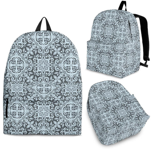 Traditional Indian Element Pattern Backpack
