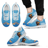 Dachshund Men'S Sneakers