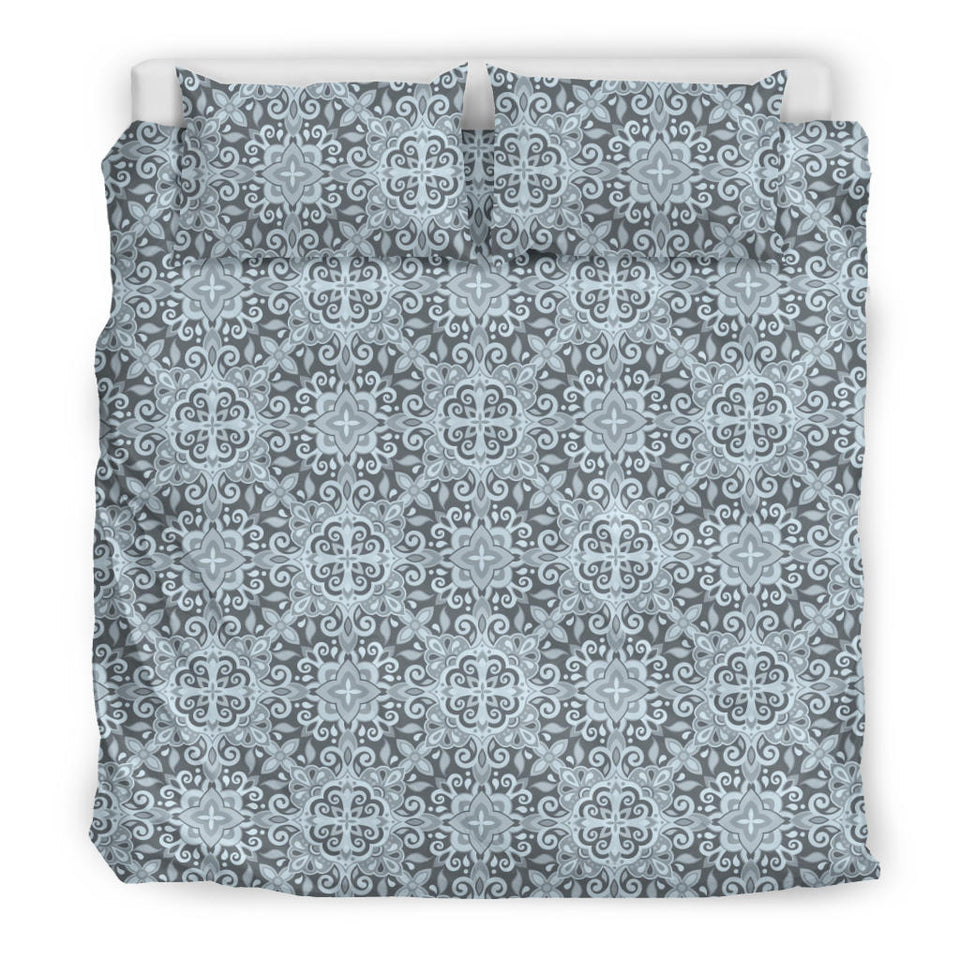 Traditional indian element pattern Bedding Set