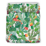 Cactus Design Pattern   Bedding Set