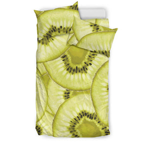 Sliced Kiwi Pattern Bedding Set