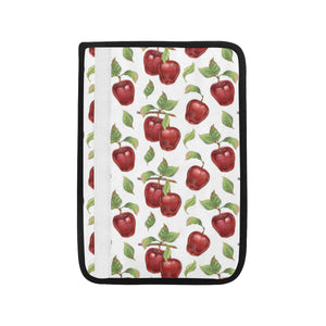 Red apples pattern Car Seat Belt Cover