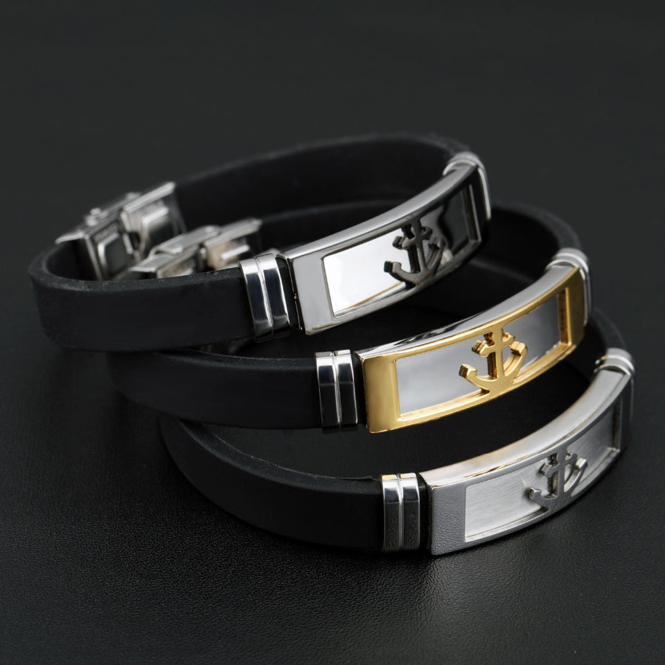 Anchor Bracelet For Men Guys Women Ccnc006 Bt0144