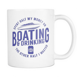 Nautical Coffee Mugs Boat Mug Gifts for Boaters ccnc006 bt0060