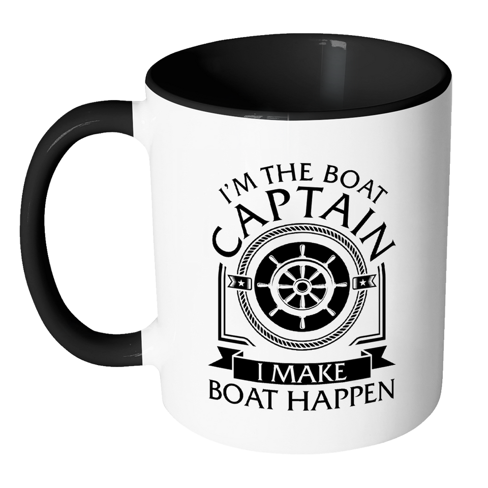 Nautical Coffee Mugs Boat Mug Gifts for Boaters ccnc006 bt0163