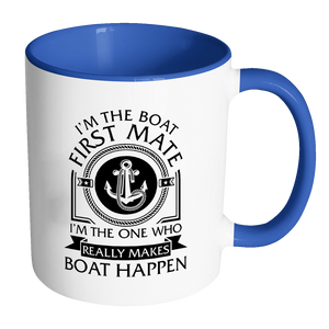 Nautical Coffee Mugs Boat Mug Gifts for Boaters ccnc006 bt0164