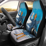 Airline Steward Car Seat Cover