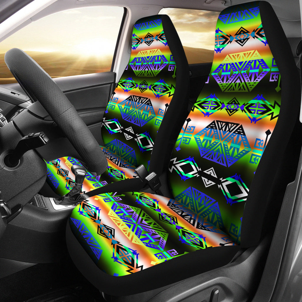 Trade Route East Set of 2 Car Seat Covers