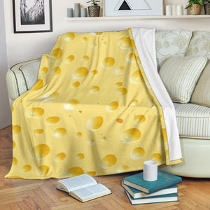 Cheese texture Premium Blanket