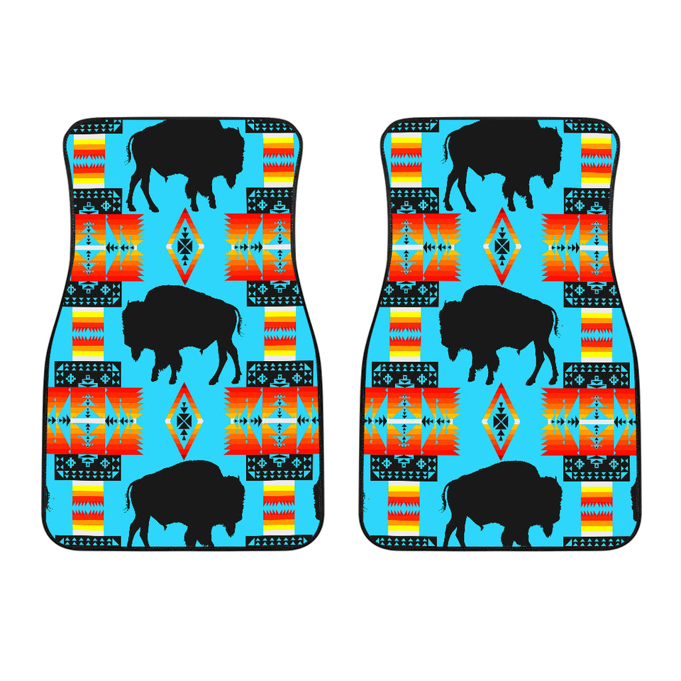 Buffalo Sky Front Car Mats (Set Of 2)