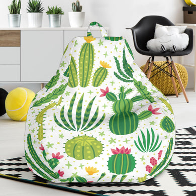 Cactus pattern Bean Bag Chair