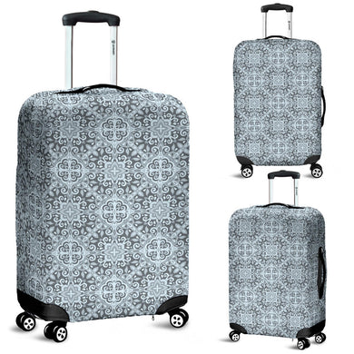 Traditional Indian Element Pattern Luggage Covers