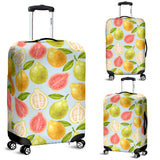 Guava Design Pattern Luggage Covers