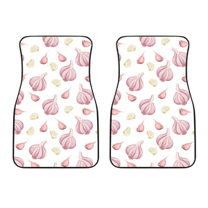 Garlic pattern Front Car Mats