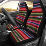 Car Seat Covers - Plaid