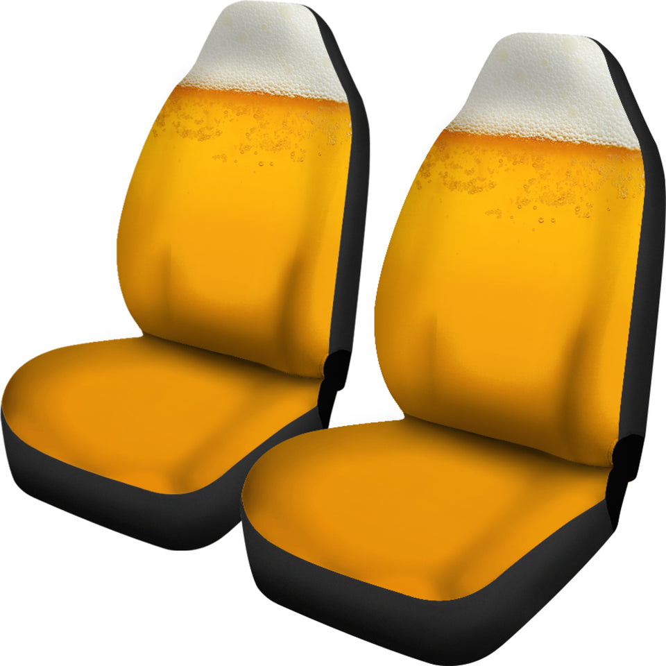 Beer Car Seat Covers