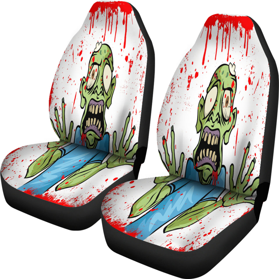 Zombie Car Seat Covers