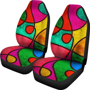 Boho Car Seat Covers
