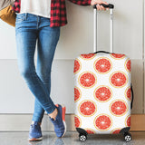 Grapefruit Pattern Luggage Covers