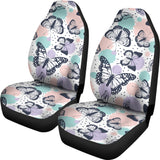 Butterfly Pattern.Eps  Universal Fit Car Seat Covers