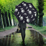 Chihuahua space helmet astronaut pattern Umbrella